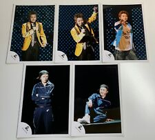"""Arashi Ohno Satoshi SOLO concert """"3104"""" Offcial Photo Set of 5"""