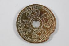 Amulett Jade Stein geschnitzt China