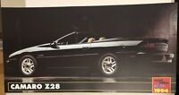 "17"" x 34"" 1994 Chevrolet Camaro Z28 Total Value Dealership Poster Sign VTG"