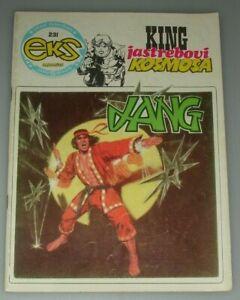 Shang-Chi / Eks almanah 231 / Yugoslavia 1980 / Yang