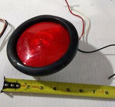 trucklite  model 40 12v dc 119/15 02pm red brake tail light with seal