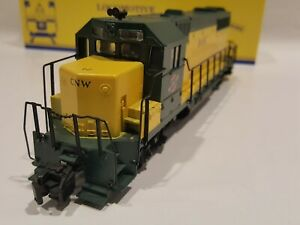 American Models S Gauge  GP-35  C & NW Diesel Locomotive