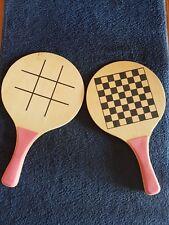 2 racchette Ping Pong