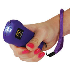 Purple Trigger 18,000,000 Volt Stun Gun Safety Technology