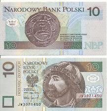 Poland (1990-Now) / Polen [20] - 10 Zlotych 1994 UNC - Pick 173
