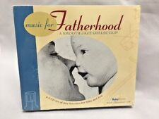 Music for Fatherhood A Smooth Jazz Collection 2 CD Set New in Package