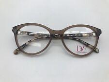c7a26f95da5dd Diane Von Furstenberg Dvf5065 Authentic Eyeglasses Frame 50-17-135 Brown  Glasses