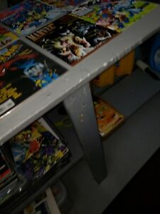 Captain Britain,spiderman,batman Magazine lot New.comic features light use