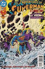 Adventures of Superman #508 (Jan 1994, DC) NM- (9.2)