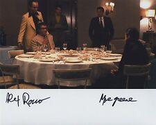 ALEX ROCCO THE GODFATHER SIGNED AUTOGRAPHED PHOTO WOW!!  MOE GREENE!!
