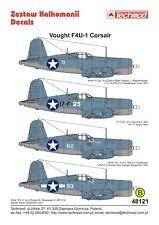 Techmod 1/48 Vought F4U-1 Corsair # 48121