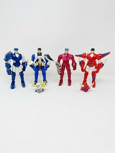 1995 Ronin Warriors Action Figures Samurai Armor Playmates Anime Toy Lot