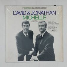 DAVID & JONATHAN Michelle ST2473 IAM LP Vinyl VG++ Cover Shrink