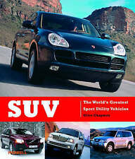 SUV - THE WORLD'S GREATEST SPORT UTILITY VEHICLES - GILES CHAPMAN - NEW