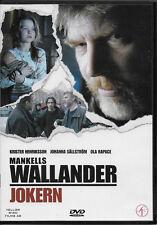Mankells Wallander - Jokern (Joker) - DVD - 2006 - English subtitles - FREEPOST