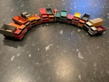 Joblot Of Vintage Matchbox Trucks
