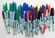 Lot of 40 Sanford Vis-A-Vis Fine Point Waterbase Overhead Projector Pens