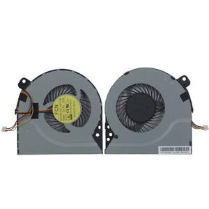 CPU Fan for Asus A550D X550D X550Z K550DR VM590Z X550DP DC 5v 0.5A CPU Cooling