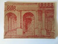 Revista Cultura Y Arquitectura Sencillo La Cota Cero Ano 1 - N º 3 Febrero 1984