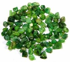 100% Natural Green Brazil Small Emerald Wholesale Rough Lot Loose Gemstone