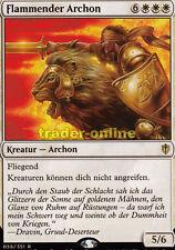 Flammender Archon (Blazing Archon) comandante 2016 Magic