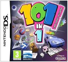 NINTENDO DS – 101 in 1 EXPLOSIVE MEGAMIX - MINT CONDITION