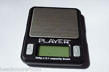 Proscale Player 500 mini scale Taschenwaage 500g / 0,1g Feinwaage kleine Waage