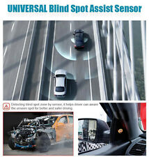 REAR BSA LAMP BLIND SPOT ASSIST DETECTION SYSTEM W LIGHTS FOR FORD MUSTANG
