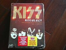 KISS Kissology vol.2 1978-1991 + BONUS RITZ CONCERT DVD [4 DVD BOX]