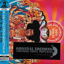 JIMI HENDRIX EXPERIENCE ‎- Axis: Bold As Love EX COND Mini LP CD Japanese Import