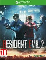 Resident Evil 2 Remake Xbox One BRAND NEW SEALED