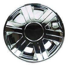 """Chrome 15"""" Hub Caps Full Wheel Rim Covers w/Steel Clips (Set of 4) - KT-1007-15"""