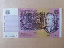 Australia $5 : PQQ 364229