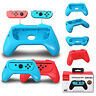 2pcs For Joy-Con Nintendo Switch Left + Right ABS Stand Hand Grip Holder NEW