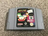 SOUTH PARK CHEF'S LUV SHACK NINTENDO 64 N64 GAME OFFICIAL EUR UK PAL *CART* VGC
