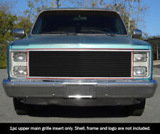 APS Fits 81-87 Chevy Blazer/C/K Pickup/Suburban/GMC Jimmy Black Billet Grille