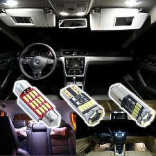 VW Touran 1T GP 12 LED SMD Innenraumbeleuchtung Set Exclusive 4014 WEISS 6500K