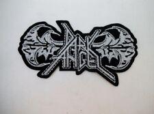 Dark Angel Iron On Embroidered Patch Speed Thrash Black Heavy Metal GOTH Punk