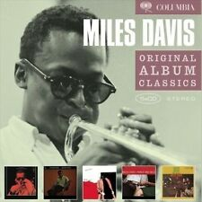 Miles Davis Album Import Music CDs & DVDs