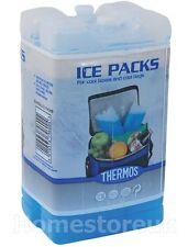 New Ice Brique Pack bloc 200 g Blocs Congélateur Glacière Sac de Voyage Picnic