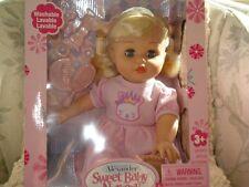 "Madame Alexander Sweet Baby Nursery Doll   "" Style Me Pretty"""