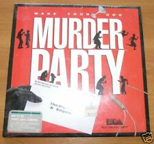 PC DOS: Make Your Own Murder Party - Electronic Arts