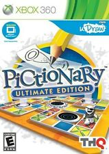 Pictionary: Ultimate Edition (Xbox 360, 2011)