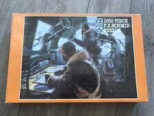Fx Schmid Mission Regensburg Puzzle 1000 Pieces Vintage Pilots 20x27 Sealed