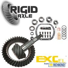 "Dodge Chrysler 8.25"" 10 Bolt 4.56 Richmond Excel Ring Pinion Gear w/ Bearing Kit"