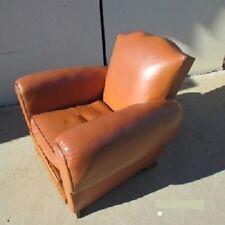 Véritable fauteuil CLUB années 60-70
