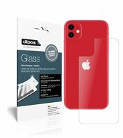 2x Apple iPhone 11 trasero Protector de Pantalla Vidrio Flexible Mate Proteccion
