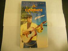 ELVIS CLAMBAKE VHS NEW UPC 027616105431
