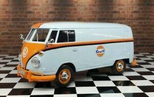 1:24 Diecast Model Car > Gift Ideas >VW Kombi >Gulf Oil Volkswagen Delivery Van