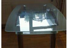 harveys glass boat table